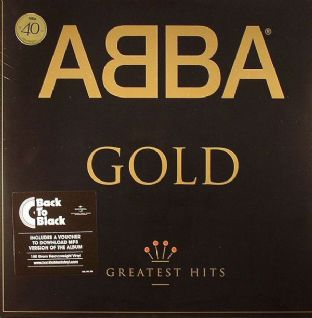 ABBA ‎– Gold (Greatest Hits) (LP) (M/M) (Sealed)